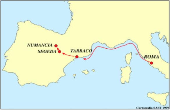 Segeda_Una_de_Romanos_roma