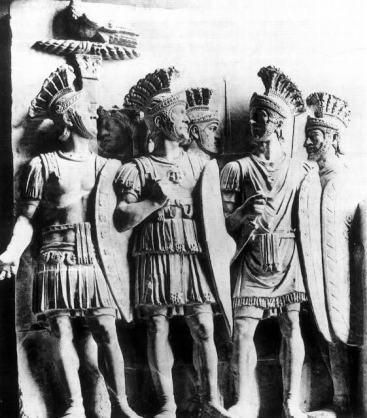 pretorianos-en-la-columna-de-trajano